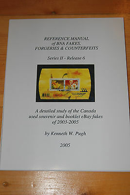 Weeda Literature: Pugh Reference Manual Series II Release 6, S/S eBay fakes