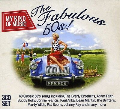 My Kind Of Music: Fabulous 50's Various (Uk) New Cd