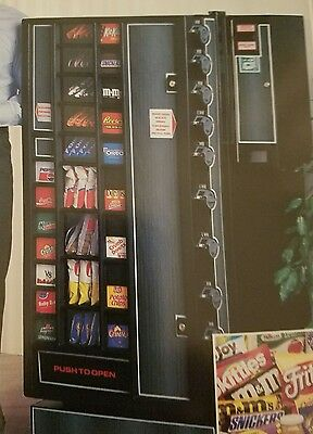 Brand new never used Antares vending machine