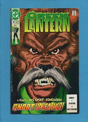 Green Lantern #12 DC Comics May 1991