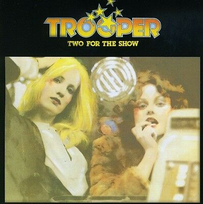 Trooper - Two for the Show [New CD] Canada - Import