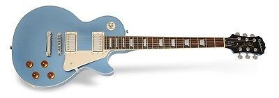 Epiphone Les Paul Standard Electric Guitar - Pelham Blue (ENS-PECH1)