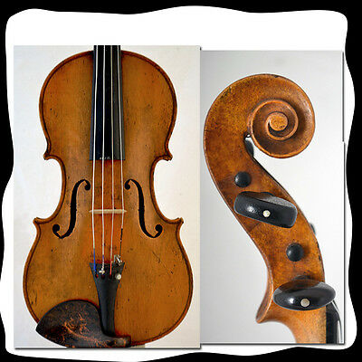 A fine old master child violin by Grandjon père - c. 1840