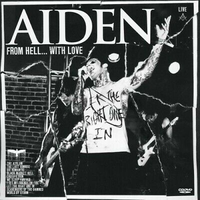 Aiden - From Hell...With Love [New CD] With DVD