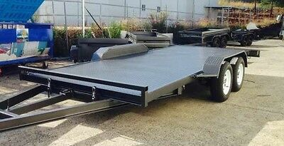 New Heavy Duty Car Trailers - In Stock, Ready To Go....