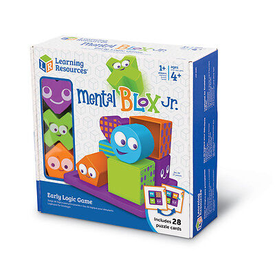 Learning Resources Mental Blox Junior NEW