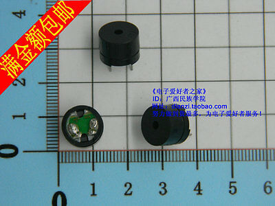 10PCS Passive buzzer 16ohm (3V 5V 12V common use)12MM*8.2MM 12085