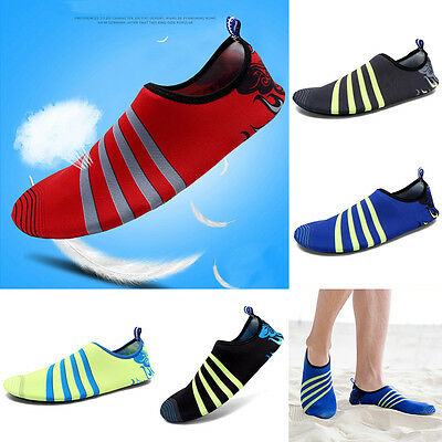New Hot Couple Models Swimming Surfing Diving Aqua Shoes Fitness Sports Shoes