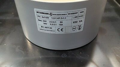 Setzermann 0049-(0)8561/9886-0 Transformer