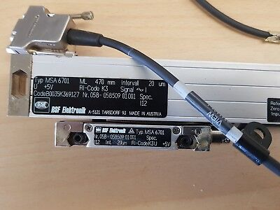 Rsf Eletronik Msa 6701 B0035K369127 Linear Encoders 470Mm  (R4S1.5B2)