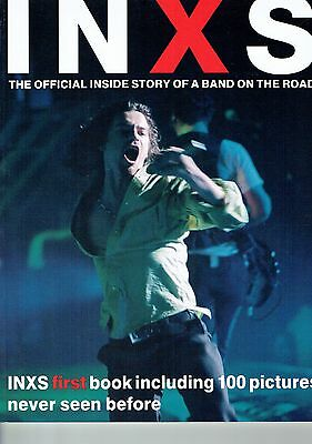 INXS: The Official Inside Story of a Band on the Road