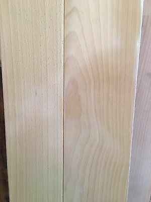 Special Clearance Solid Hardwood Timber Floor Beech 90mm Prefinished Flooring