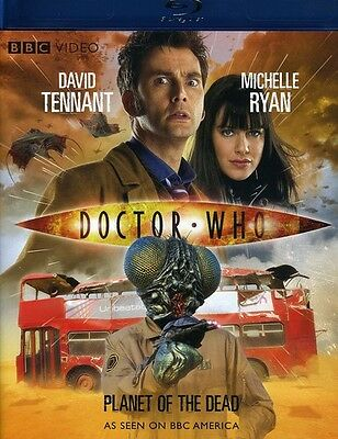 Doctor Who: Planet of the Dead (2009, Blu-ray New) BLU-RAY/WS