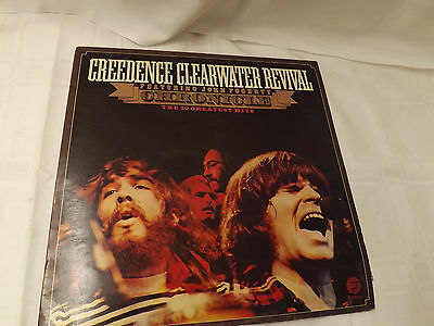 creedence clearwater revival the 20 greatest hits