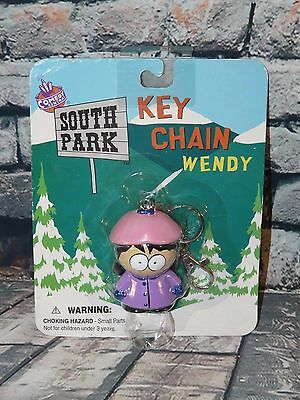 1998 South Park Wendy Keychain - New in Package