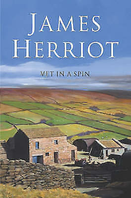 Vet in a Spin by James Herriot (Paperback) New Book