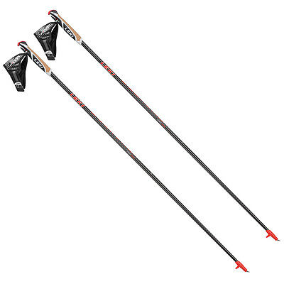 Leki Walker Platinium 100% Carbon Nordic Walkingstöcke Art. 6402537