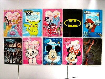 NEW Kids Children Boys Girls TV character Passport Cover Holder Protector,Gifts