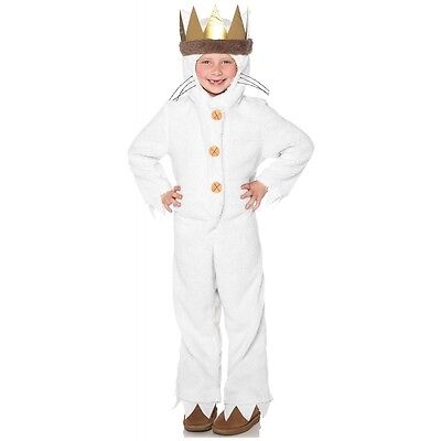 Max Costume Kids Toddler Where the Wild Things Are Halloween Fancy Dress