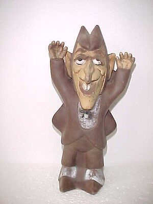 Vintage 1970's General Mills Count Chocula Vinyl Doll **RARE**
