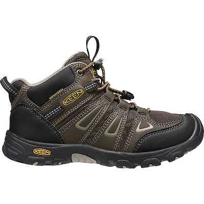 NEW - Keen Oakridge Mid Cascade Kid's Hiking Shoes