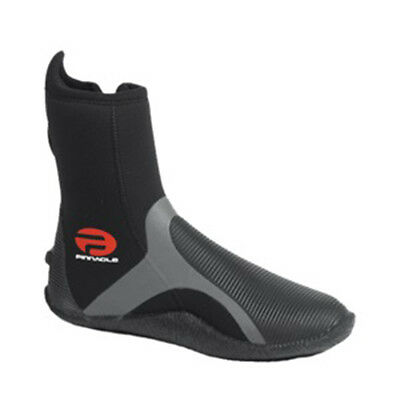 Pinnacle 6mm Apex XT Scuba Diving Snorkeling Booties Wetsuit Boot (All Sizes)