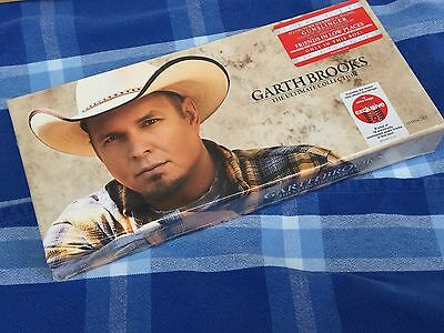 New Garth Brooks The Ultimate Collection 10 Disc Box Gift Set Sealed Favorite