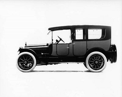 1914 Packard Limousine Factory Photo ad9245