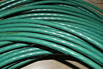 400' 2 AWG Gauge GREEN TW Cable STRANDED COPPER Wire 600V NEW Southwire BUILDING