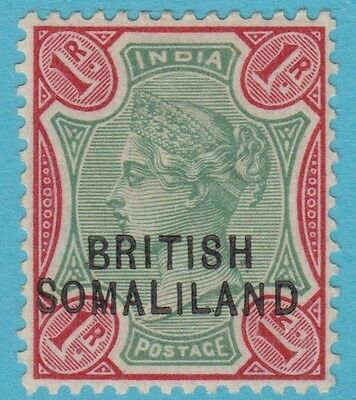 Somaliland Protectorate 16 Mint Hinged Og * No Faults Extra Fine !