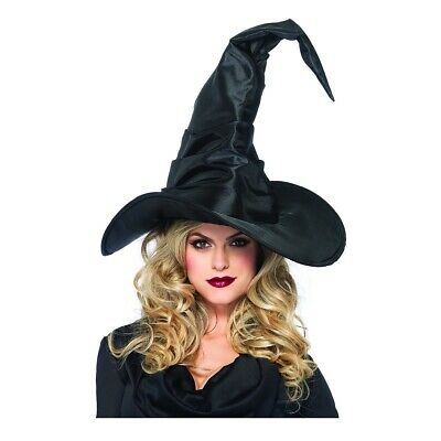 Large Witch Hat Adult Womens Halloween Costume Fancy Dress