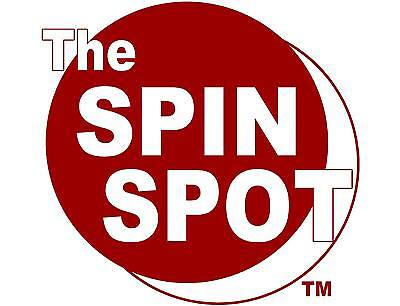 The Spin Spot - Black