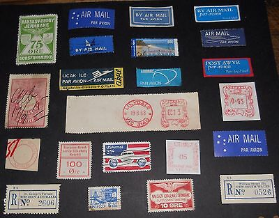 Postal Related Items Mixed Lot