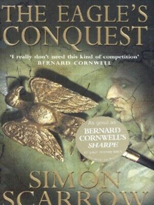 The Eagle's conquest by Simon Scarrow (Paperback)