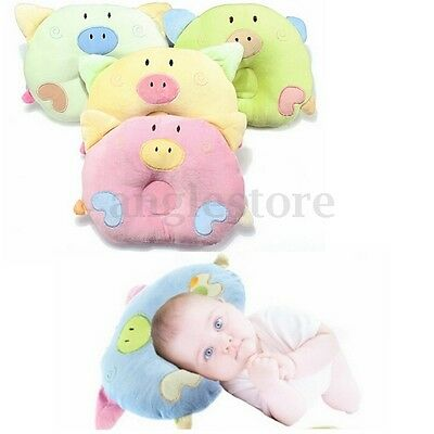 Newborn Baby Infant Pillow Flat Head Sleeping Positioner Support Cushion Prevent