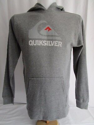 *nwt* Quiksilver Boy's Thermal Long Sleeve Hoodie Pullover Shirt(S 7-8/xl 18/20)