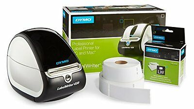 DYMO LabelWriter 450 Thermal Label Printer shipping mailing address & labels NEW