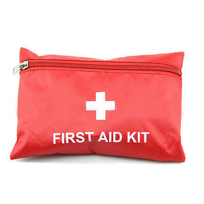 34Pc First Aid Emergency Kit Tool Car Home Medical Camping Office Travel Sales