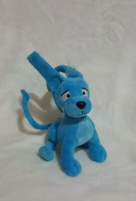 "8"" Neopets Plush Limited Edition Blue Gelert with tag"