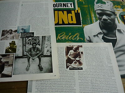 King Tubby - Magazine Cuttings (Article)