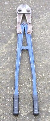 "Record 930F 75cm / 30"" Bolt Cutters Croppers Clipper Cut"