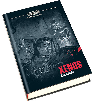 Warhammer 40K Legends Collection Issue 2 XENOS Hardback Book Dan Abnett - NEW