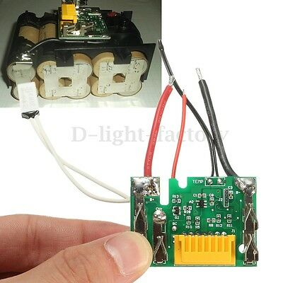 18V PCM PCB Li-ion Lithium Battery Protect Circuit Module Board For Makita Drill