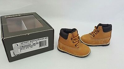 timberland baby boots 0-3 months