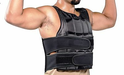 Weight Vest Adjustable Weighted Training Vest 10kg 15kg 20kg