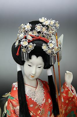 Vintage  Showa Japanese GEISHA Doll -Princess-