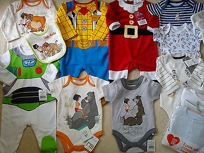**AMAZING**40x NEW BUNDLE OUTFITS WINTER SUMMER BABY BOY 0/3/6 MTHS(3)NR640