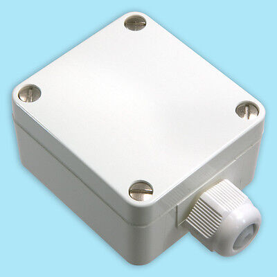 Outdoor Sensor Aktiv PT100 Temperature Transmitter 4-20ma Power Universal -50-50