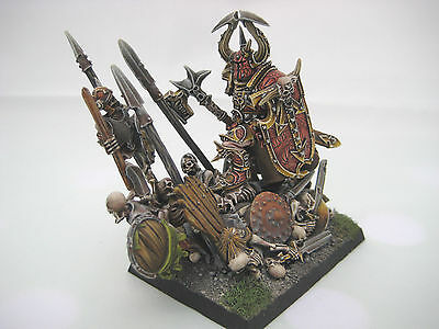 PRO PAINTED - Krieger des Chaos - Warriors of Chaos - Harry the Hammer