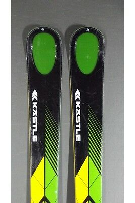 SKIS Freestyle/Twin-Tip -KASTLE XX80 COLBY -170cm TOP SKIS!!!